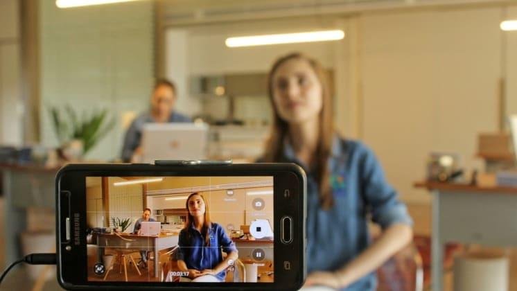 Thumbnail do post Aplicativos de vídeos fazem sucesso durante isolamento social