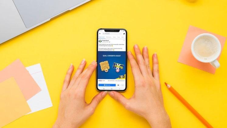 Thumbnail do post O que faz um social media: Marke e POXIPOL® Brasil nas redes sociais