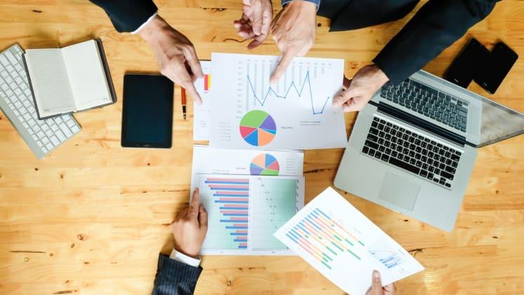 Thumbnail do post 5 métricas de marketing digital mais relevantes para negócios