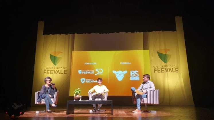 Thumbnail do post Marketing digital e redes sociais são tema de evento com Orkut Büyükkökten na Feevale