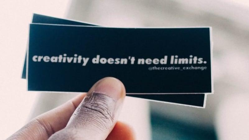 Imagem de destaque do post Como ser mais criativo no dia a dia? Confira 4 estratégias