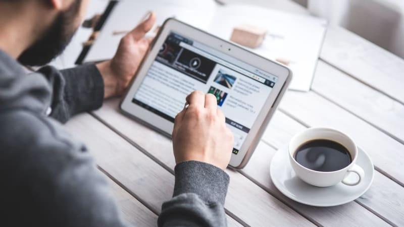 Imagem de destaque do post O que é leitura dinâmica e como ela influencia o seu conteúdo