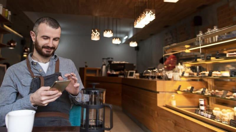 Imagem de destaque do post Marketing digital para empreendedores: como interagir com os clientes nas redes sociais
