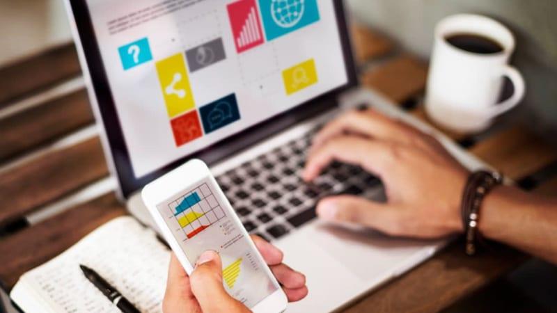 Imagem de destaque do post 4 estratégias de Marketing Digital para pequenas empresas