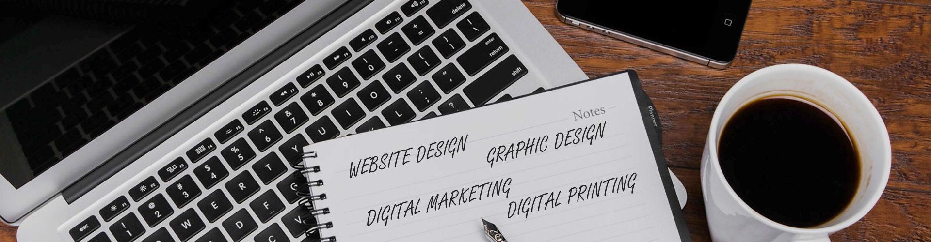 Website Designers - Graphic Designers - Digital Marketing - Digital Printing