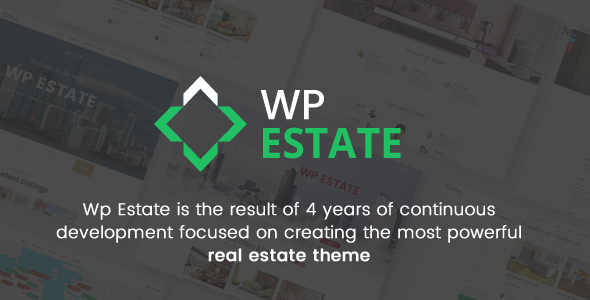 WP Estate - Best Real Estate WordPress Themes