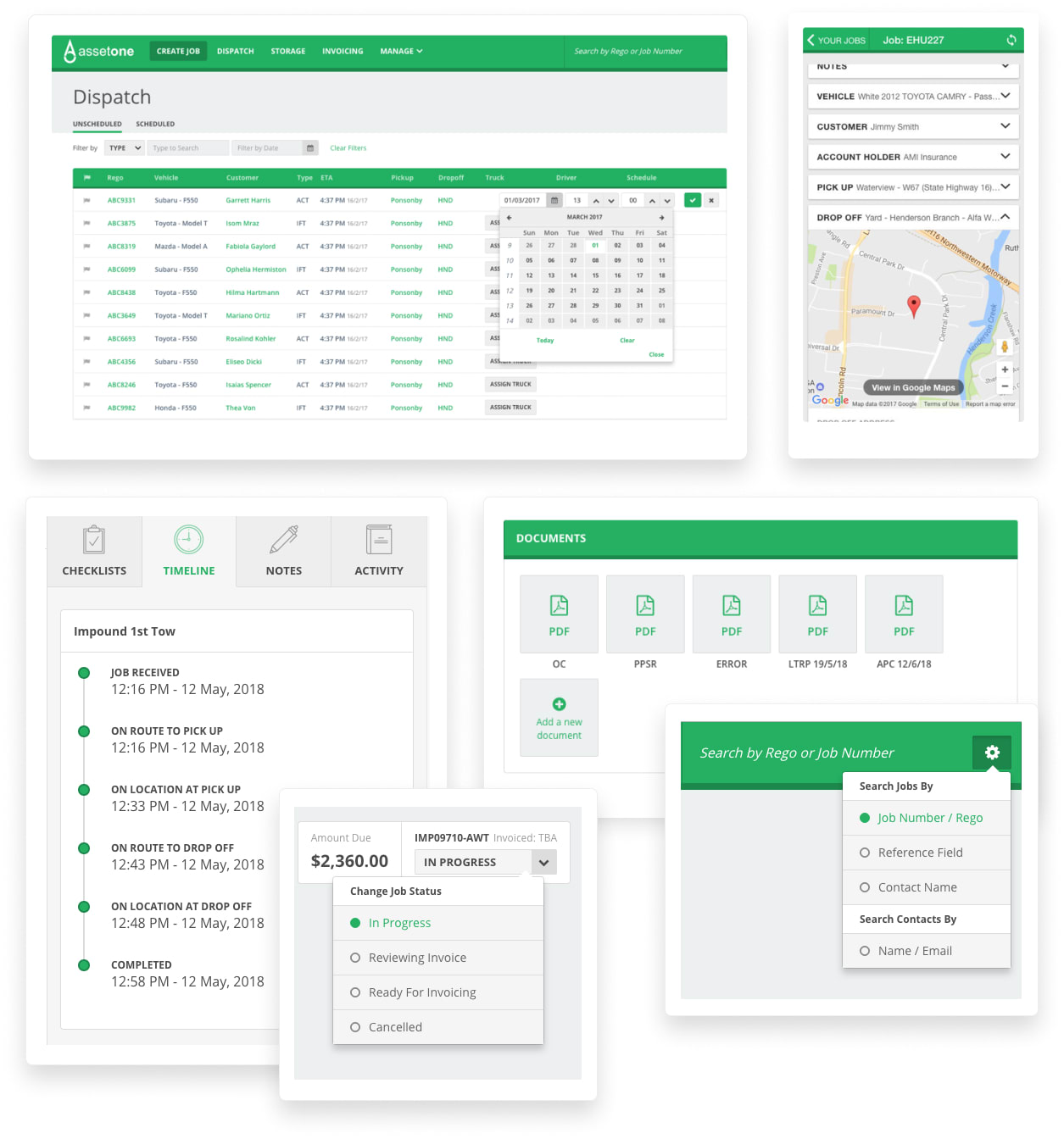 Asset One App