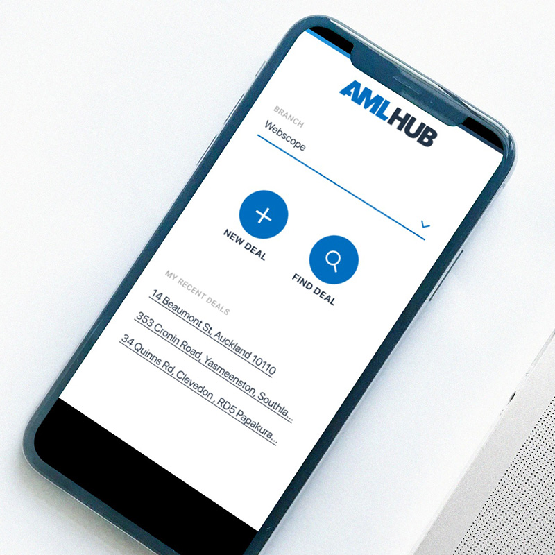 AML Mobile App