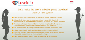 LoveInfo Lite project | Website Carbon Offset