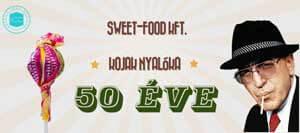 KOJAK lollipop - Sweet-Food - iCC - WebSite CarbonOffset