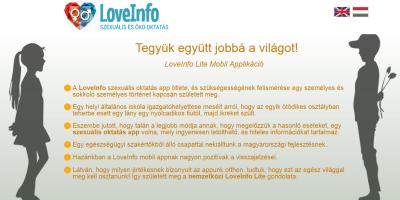 LoveInfo Lite program | Website Carbon Offset
