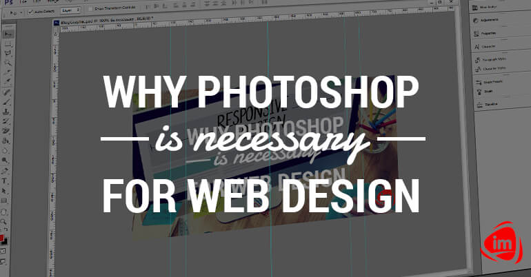 Why Photoshop is necessary for web design