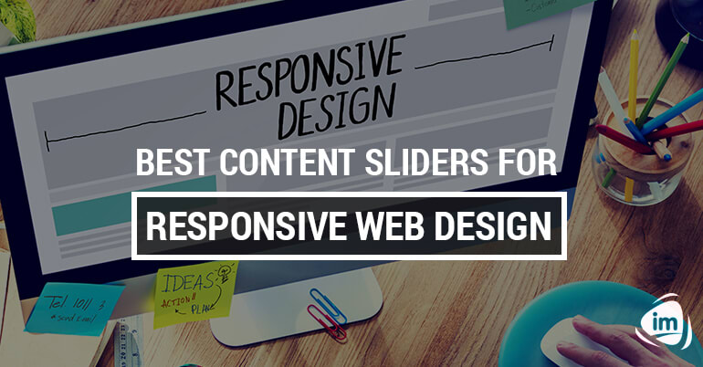 Best Content Sliders for responsive web design