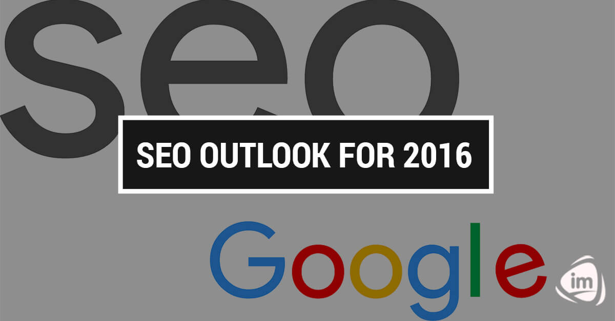 SEO outlook for the remainder of 2016