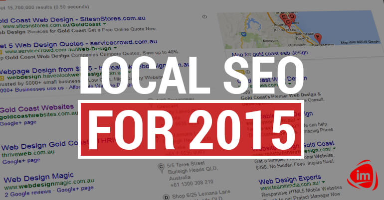 Local SEO for 2015