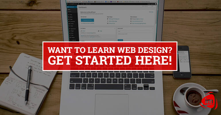 Want to Learn Web Design? Get started here!