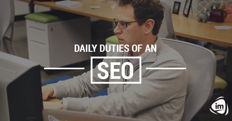 Daily Duties of an SEO