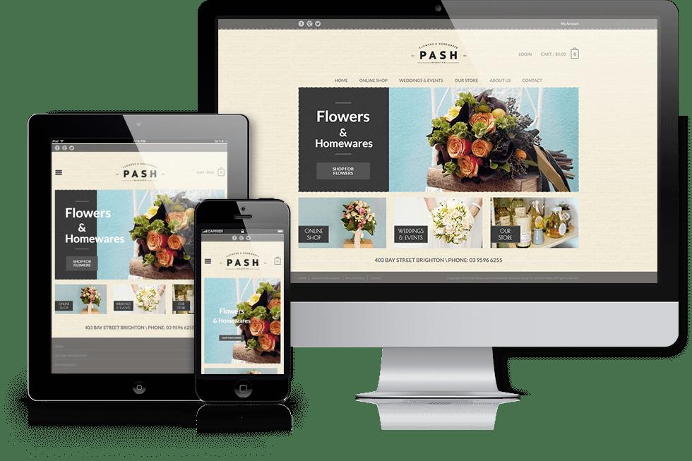 Pash Flowers & Homewares