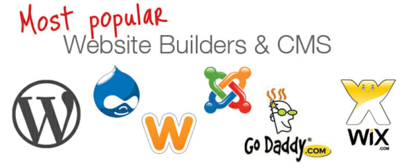 Website Builders & CMS
