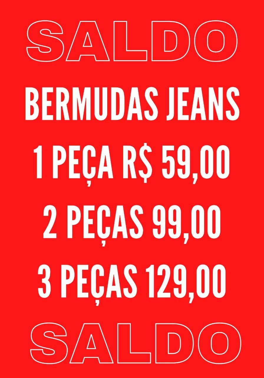 Na Latreille Jeans peças de verão com descontos de 20 a 50%