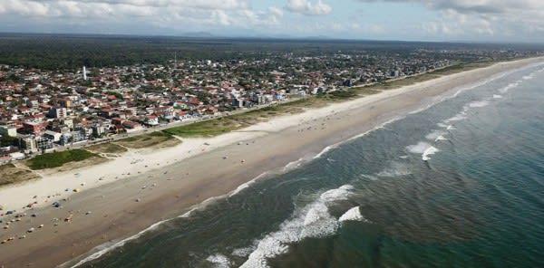 Ciclone bomba pode provocar ventania no Litoral do Paraná
