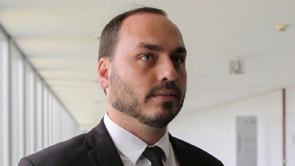 À Polícia Federal, Carlos nega ter produzido conteúdo ofensivo ao Supremo