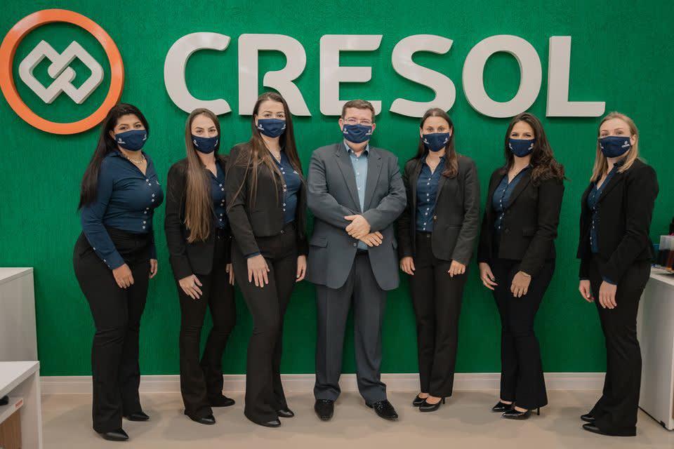 Agência CRESOL de Laranjeiras apresenta oferta de crédito pessoal para quem mora na Cidade e no Campo