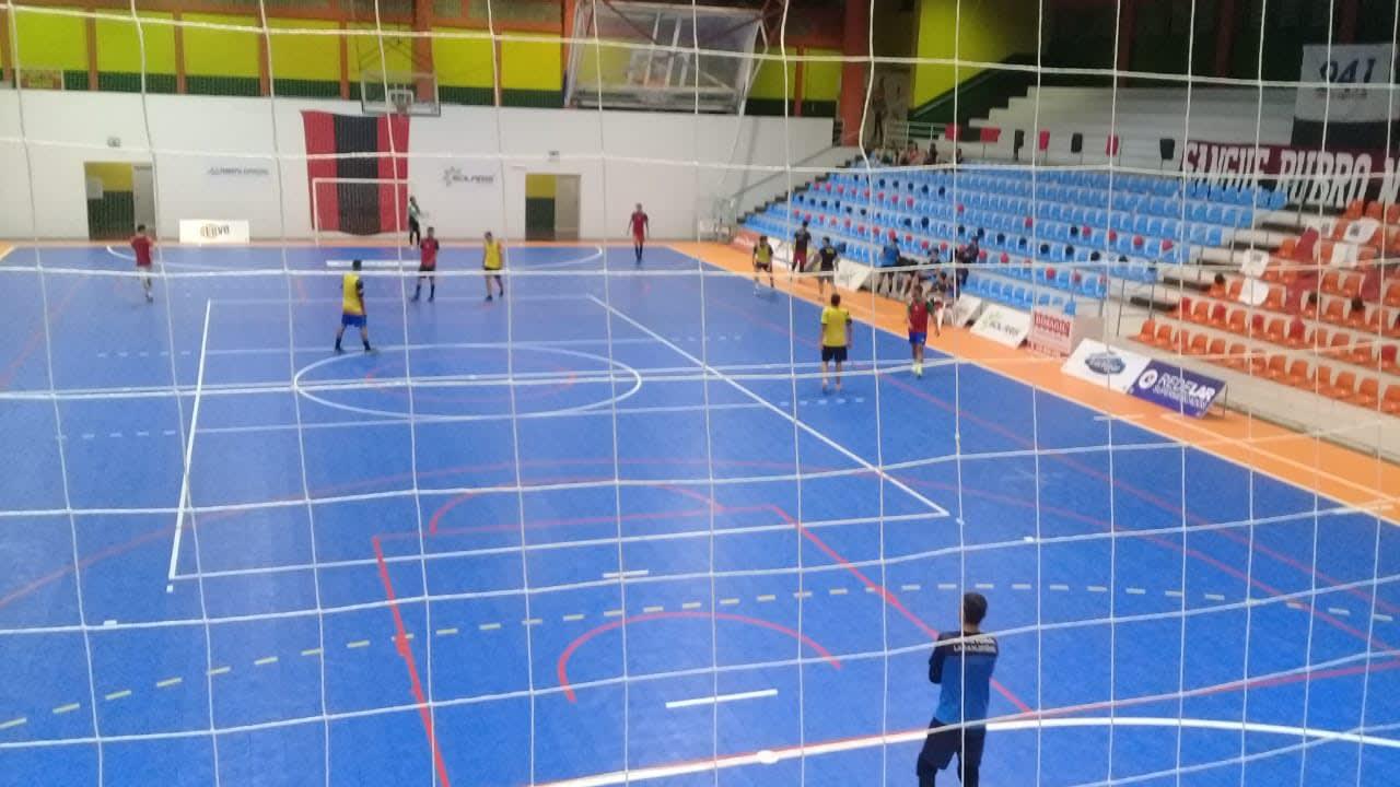 Paranaense Sub 20 - Novo Futsal Laranjeiras encara o ACEL Chopinzinho na estréia