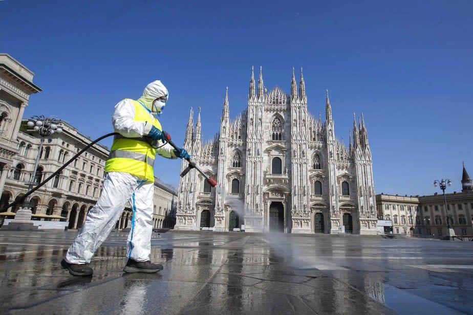 Europa entra em alerta com aumento de casos de covid-19