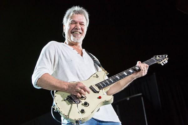 Música perde mais um peso-pesado: o guitarrista Eddie Van Halen