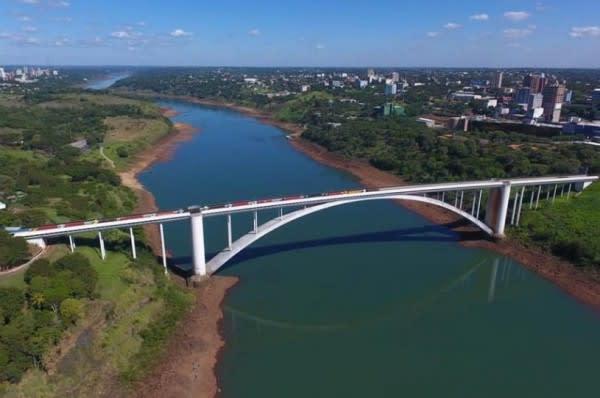 Ponte da Amizade, é reaberta nesta manha de quinta-feira; mas há restrições