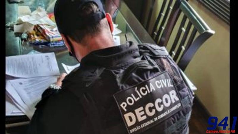 Operação mira suspeitos de fraudes envolvendo pagamento de IPVA no Paraná e Pará