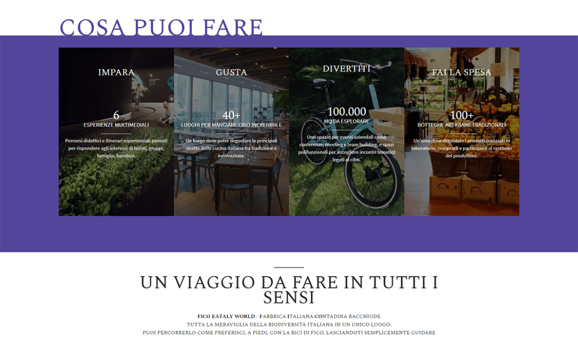 Strategia, Web e Mobile, Storytelling, E-commerce