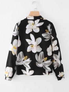 Blouse - Fantastic Floral