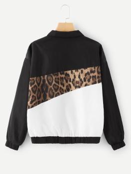 Jasje - Zip the leopard