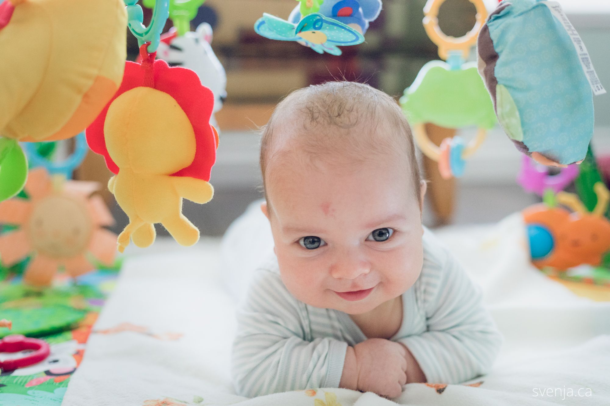 henrik at 3 months old