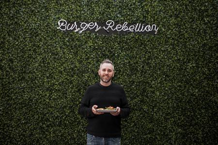 Burger Rebellion - Sarnia