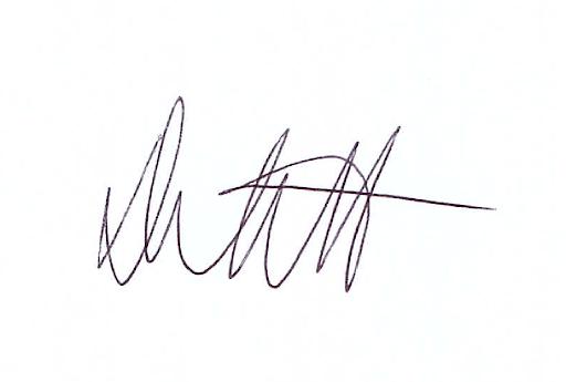 Darrin Canniff signature