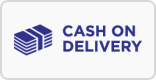 Pay cash on delivery