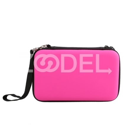 2 Color Style EVA Carry Hard Case Bag For Nintendo 3DS XL LL With Strap