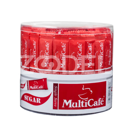 Sugar Sachets 100 Pcs Pack Multi Cafe