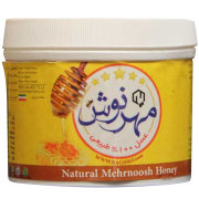 Natural honey - 1 kg Container - Mehrnoosh Brand