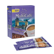 Coffee Mix 2in1 - Sugar Free - Pack of 12 Sachets - Multi Cafe