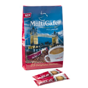 Instant Coffee Mix 3in1 - Pack of 25 Sachets - Multi Cafe
