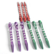 of Darts Shafts Colourful Aluminum Medium Harrows Dart Stems Throwing New
