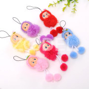 Dolls Phone Strap Handbag Pendant Girl Toy Gift Charm Ornaments Keychain Cute