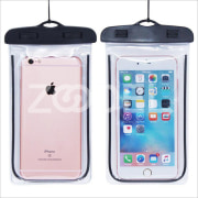 Fluorescence Waterproof Underwater Dry Bag Case Cover For *IPhone Cell Phone