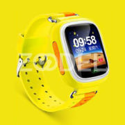 "1.44"" Inch Kid's Smart Watch Wristwatch GPS Positioning For Android iOS"