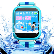 Children Kids Smart Waterproof Wrist Watch GPS Phonecall Tracker Universal