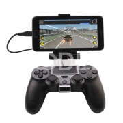 Mount Stand Holder for Wireless PS4 Game Controller Gamepad Playstat Black